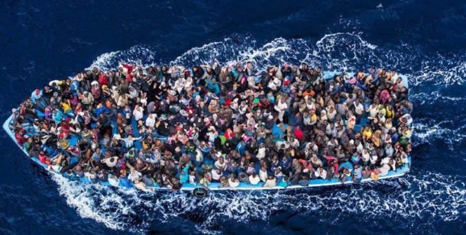 boat drown